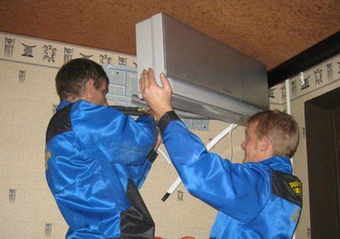 Где установить в квартире кондиционер: установка оконных, напольных, настенных и других кондиционеров