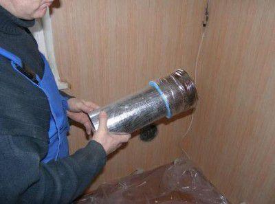 Приточно-вытяжная система вентиляции для квартиры своими руками