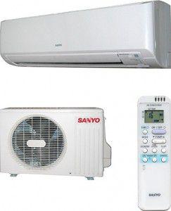 Коды ошибок кондиционеров SANYO (Санио) - расшифровка и инструкции