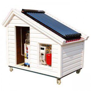 Бесплатное отопление частного дома своими руками, видео