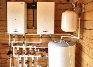 Системы и цены газового отопления частного и загородного домов своими руками