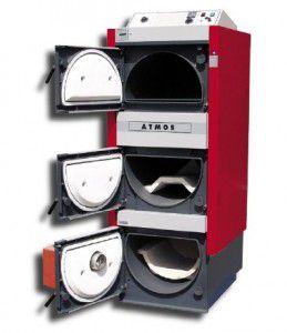 Пример комбинированного котла отопления
