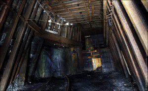 Угольная шахта