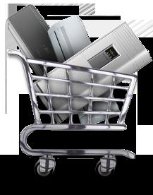 Покупка комлектующих для установки и монтажа кондиционеров