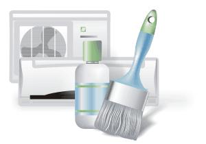 Средства для чистки и антибактериальной обработки кондиционера, видео