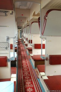 Установки кондиционирования воздуха в пассажирских вагонах