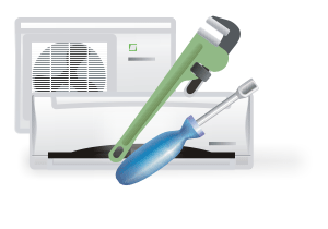Обслуживание бытовых кондиционеров: установка, диагностика, ремонт