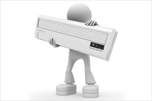 Составляющие кондиционера своими руками: экран, компрессор