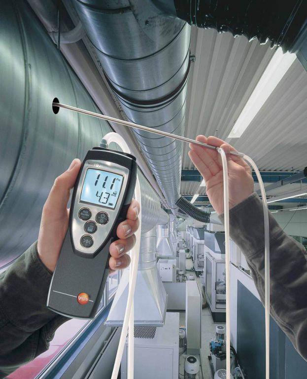 Акт индивидуального испытания оборудования вентиляции образец