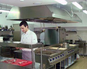Вентиляция кухни