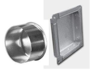 Вентиляционная заглушка