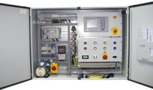 шкаф автоматического управления вентиляцией