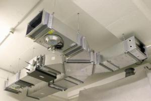 промышленная вентиляционная установка – сложное оборудование