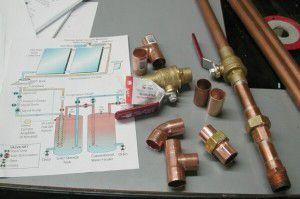 От правильного выбора материалов для устройства отопительной системы будет зависеть ее работоспособность