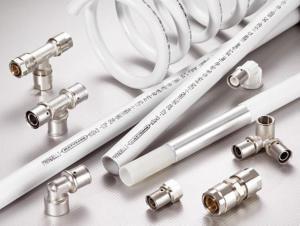 Специалисты рекомендуют применять для отопления металлопластиковые трубы