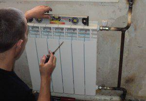 От правильной установки радиаторов зависит отсутствие проблем с отоплением