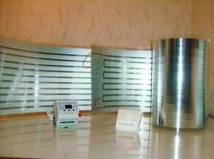 Входящий в комплект изделия терморегулятор помогает оптимально сбалансировать нагрузку