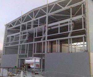 Монтаж системы отопления начинается еще на стадии строительства производственного здания