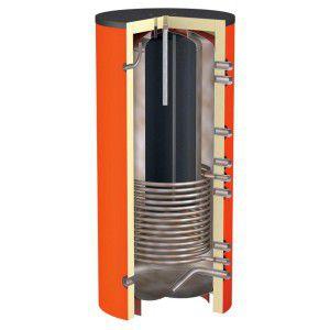 Заводской теплоаккумулятор