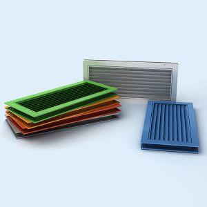 переточные вентиляционные решетки