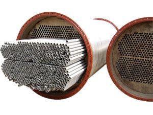 трубчатый теплообменник заводского изготовления
