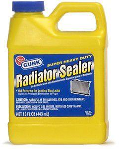 В аварийной ситуации допустимо залить в отопительную систему герметик, предназначенный для автомобильных радиаторов