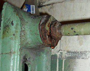 Ржавчина – главная причина протечек радиаторов