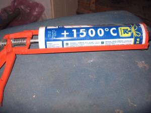 Повышенная термостойкость некоторых специальных герметиков дает возможность использовать их для оперативного ремонта котлов отопления