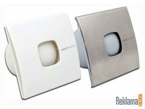 вентиляторы для санузла со встроенным светильником