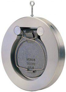 Лепестковый обратный клапан для отопления