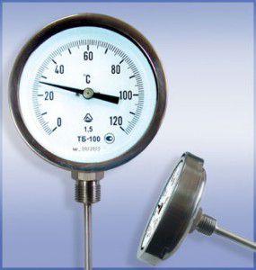 Погружной термометр