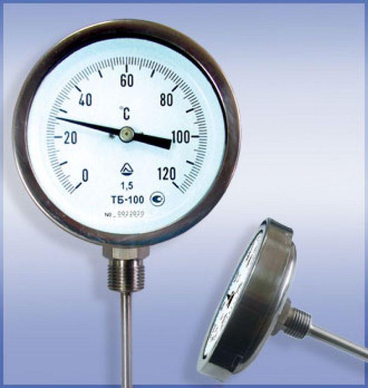 указатель температуры воды для системы отопления