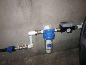 Фильтр механической очистки в системе центрального отопления