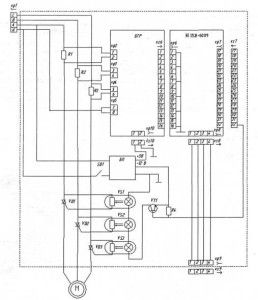 принципиальная схема сплит-системы