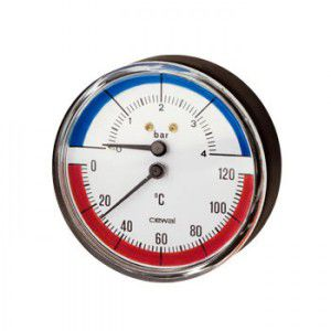 Датчик давления и температуры в одном корпусе