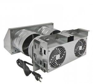 компактная установка для принудительной вентиляции