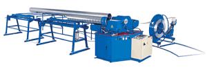станок для производства спирально-навивного воздуховода