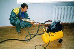 Прочистка радиаторов