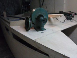 вентилятор «улитка» очень мощный, но шумный