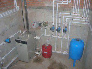 Отопление с использование полипропиленовых труб
