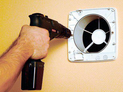 Как сделать приточную вентиляцию в квартире