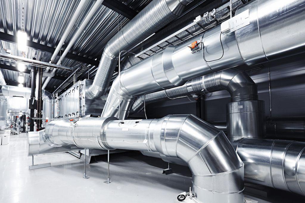 Проектирование систем вентиляции в Москве, проект промышленной вентиляции зданий