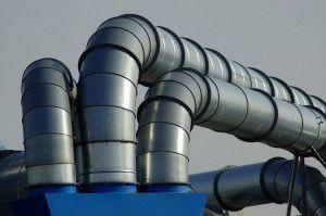 промышленная вентиляция удивляет масштабностью