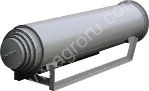 телескопическая установка для сушки зерна ТВУ-2