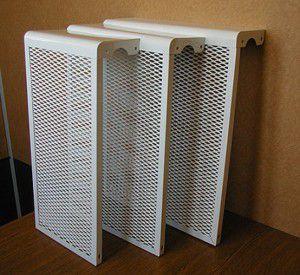 Стальная решетка для радиатора