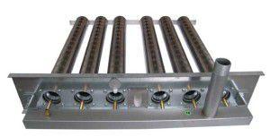 Газовая горелка для промышленного котла отопления