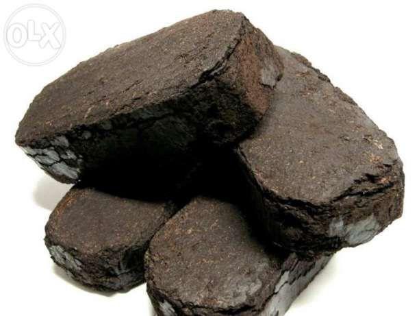 Угольные брикеты своими руками