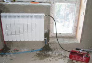 Регулировочные краны для системы отопления