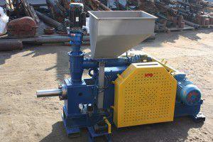 Экструдер для изготовления топливных брикетов