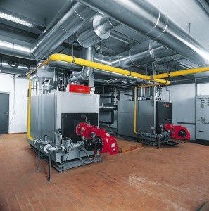 автономное отопление многоэтажного дома